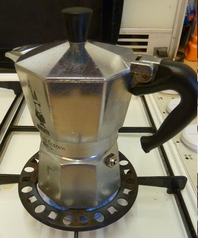 Bialetti in action