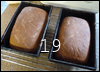 Loaves baked