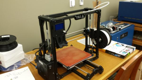 The other 3d printer in the maker space