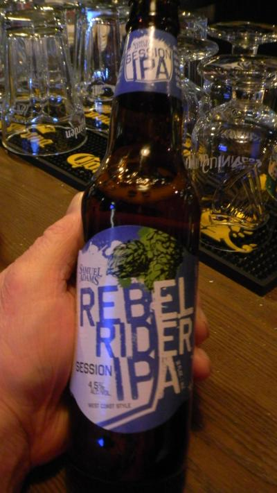 picture of rebel rider ipa beer