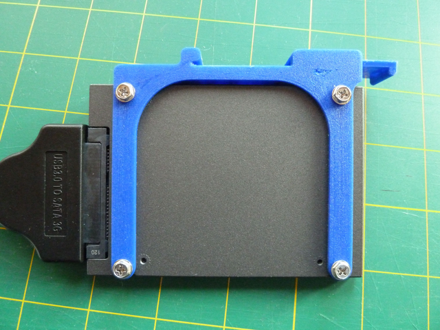 Mounting plate for SSD (2)