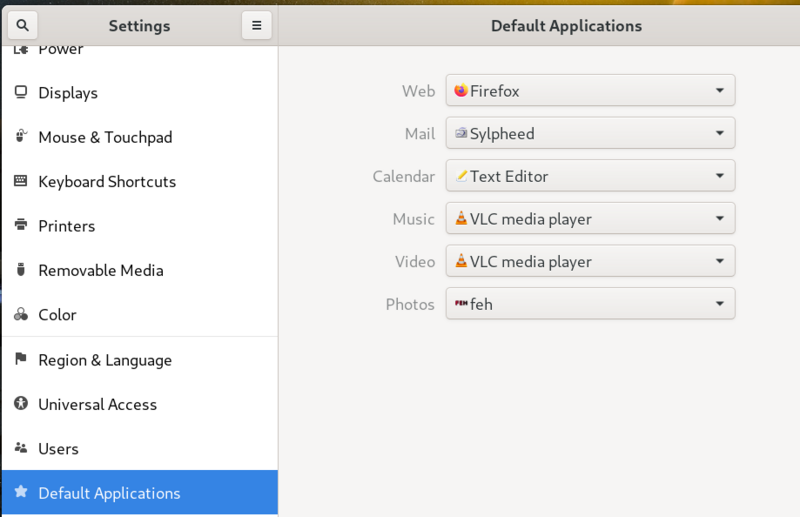 For Gnome3 the setting can be reached with Mod (Windows key) and Shortcuts