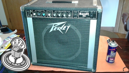 Peavey Bandit 65 Cleaning
